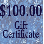 $100 cert graphic